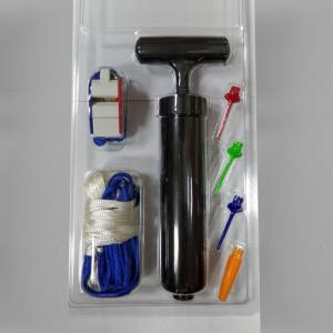 TAYUAUTO P002 Basketball Supplies Group (Ball Bag / Whistle / Pumping Needle / Pump)