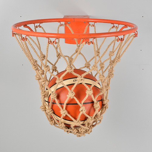 TAYUAUTO A015 Basketball Net Withstand The Impact Of Bad Weather And Impact, Suitable For All Levels Of Competition.